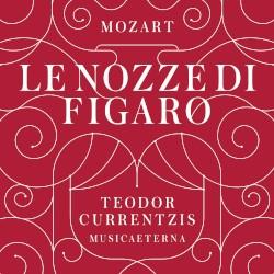 Le nozze di Figaro by Mozart ;   Simone Kermes ,   Andrei Bondarenko ,   Fanie Antonelou ,   Christian Van Horn ,   Musicaeterna ,   Teodor Currentzis