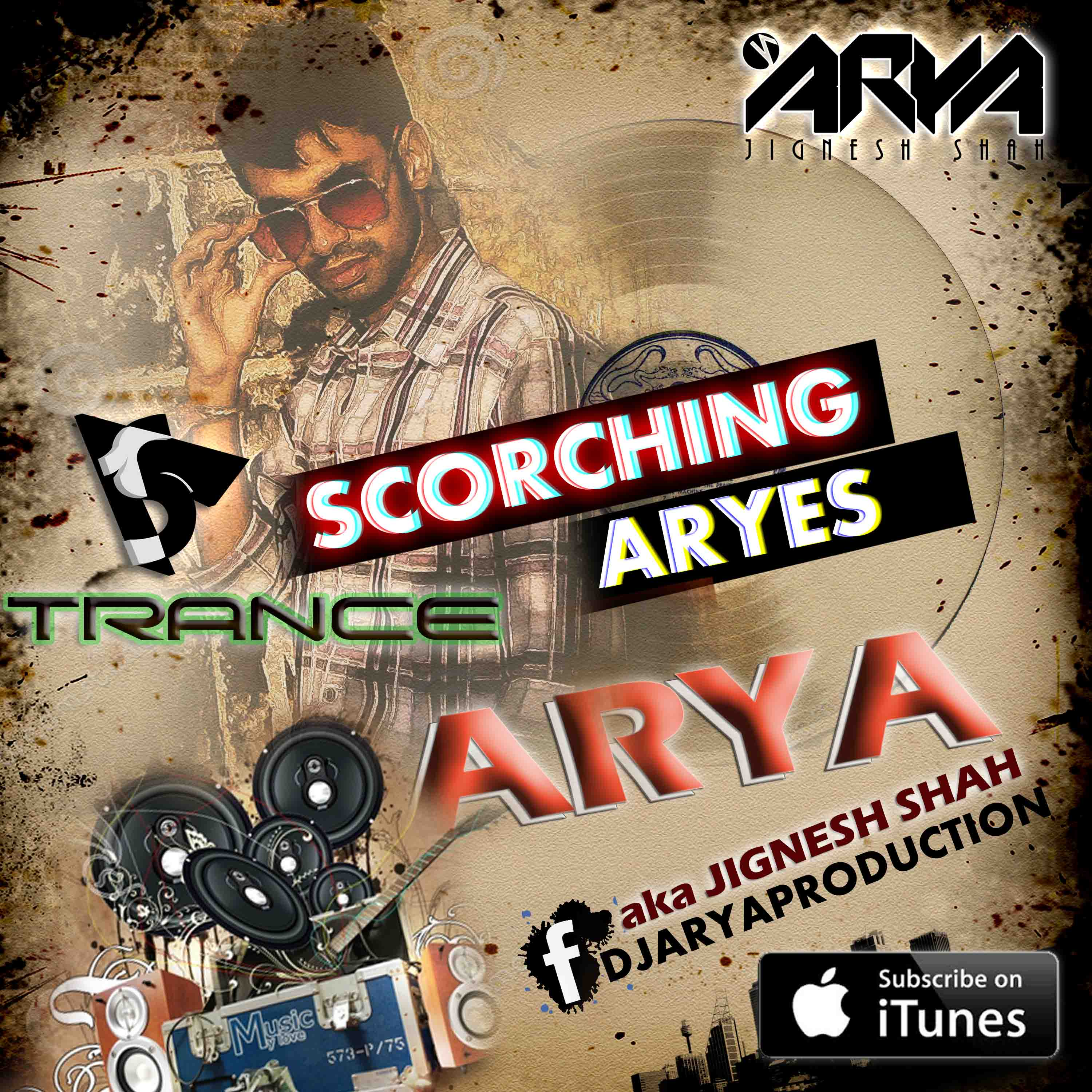 SCORCHING ARYes - (TRANCE SHOW)