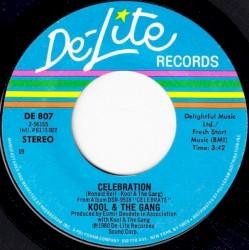 Kool & The Gang - Celebration - Single Version