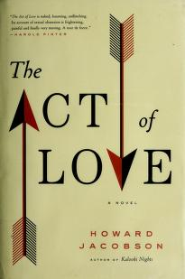 Cover of: The act of love | Howard Jacobson