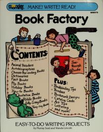 Cover of: Book factory | Murray I. Suid