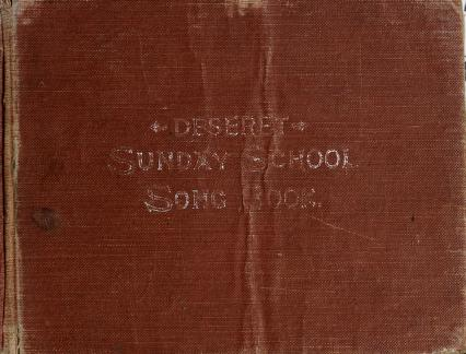 Deseret Sunday School Song Book (1891)